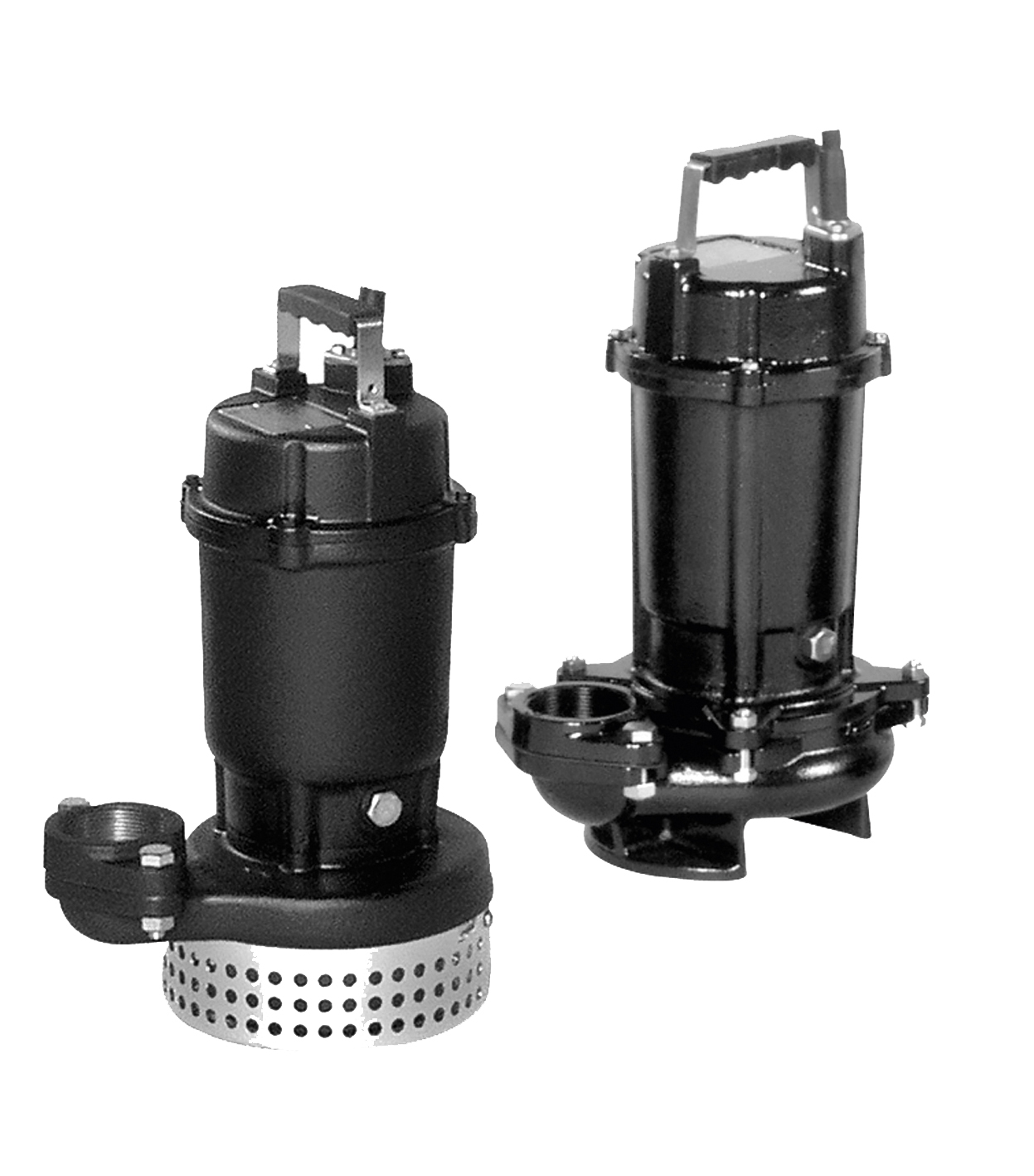 Submersible Pumps Products Ebara Indonesia